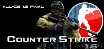 Counter-Strike 1.6 v43 ALL-CS Final [Финал]