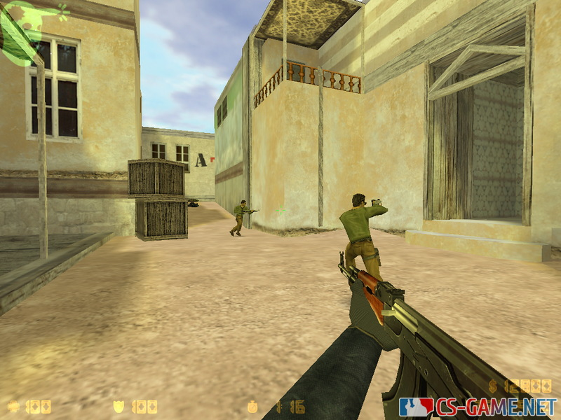 Counter-strike 1. 6 by fess.