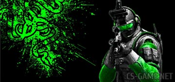 Counter-Strike 1.6 Razer Edition [Рейзер]